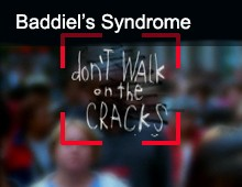 Baddiel;s Syndrome