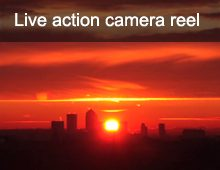 Live action camera reel