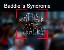 Baddiel;s Syndrome